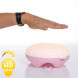DONUT <br> Rosa - Smart LED 325lm dæmpbar