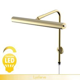 GALLERY <br> LED dæmpbar - messing 30 cm